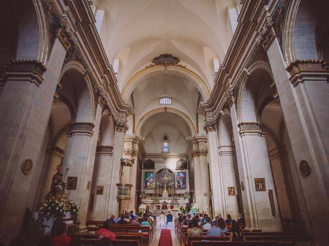 Il matrimonio di Dario e Serena a Muro Leccese, Lecce 18