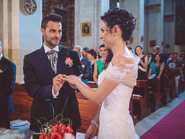 Il matrimonio di Dario e Serena a Muro Leccese, Lecce 19