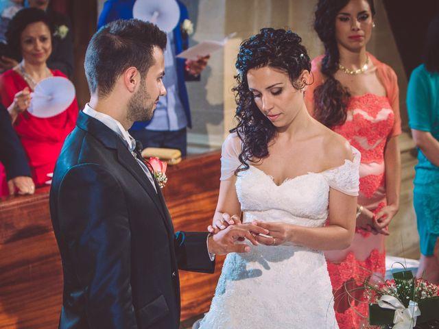 Il matrimonio di Dario e Serena a Muro Leccese, Lecce 20