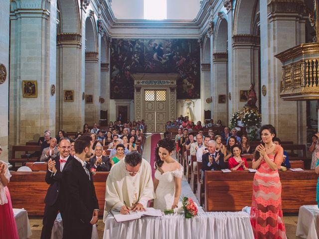 Il matrimonio di Dario e Serena a Muro Leccese, Lecce 23