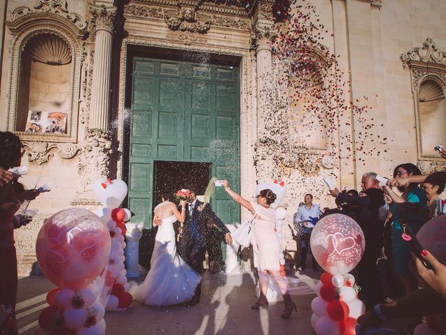 Il matrimonio di Dario e Serena a Muro Leccese, Lecce 24