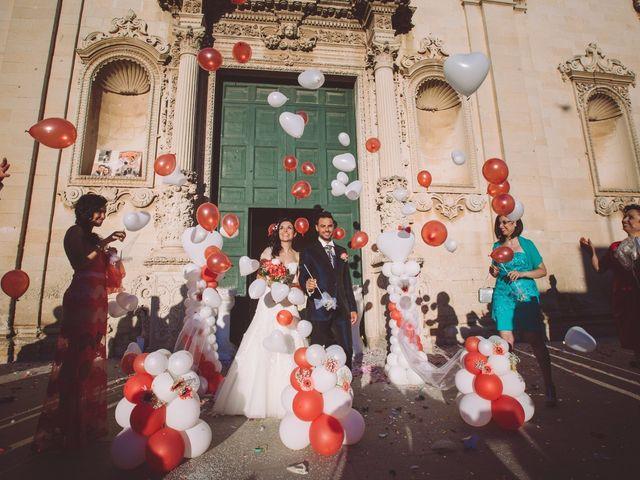 Il matrimonio di Dario e Serena a Muro Leccese, Lecce 25