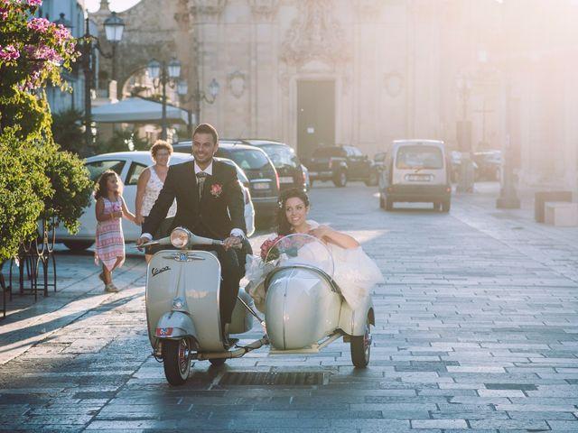 Il matrimonio di Dario e Serena a Muro Leccese, Lecce 27
