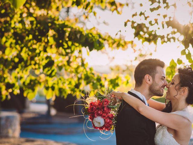 Il matrimonio di Dario e Serena a Muro Leccese, Lecce 30