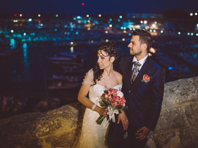 Il matrimonio di Dario e Serena a Muro Leccese, Lecce 36