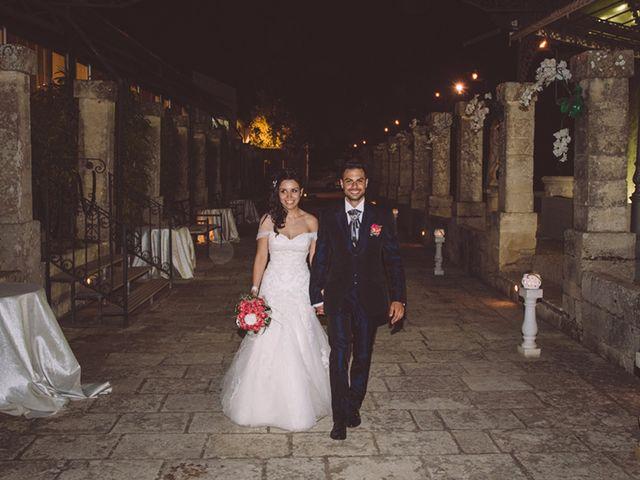 Il matrimonio di Dario e Serena a Muro Leccese, Lecce 38