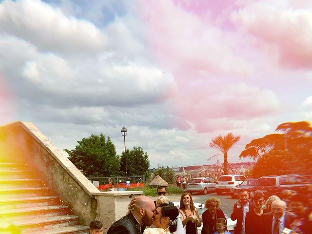 Il matrimonio di Giuseppe e Valeria a Roma, Roma 3