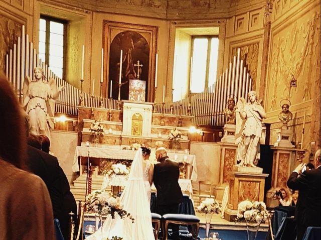 Il matrimonio di Giuseppe e Valeria a Roma, Roma 5
