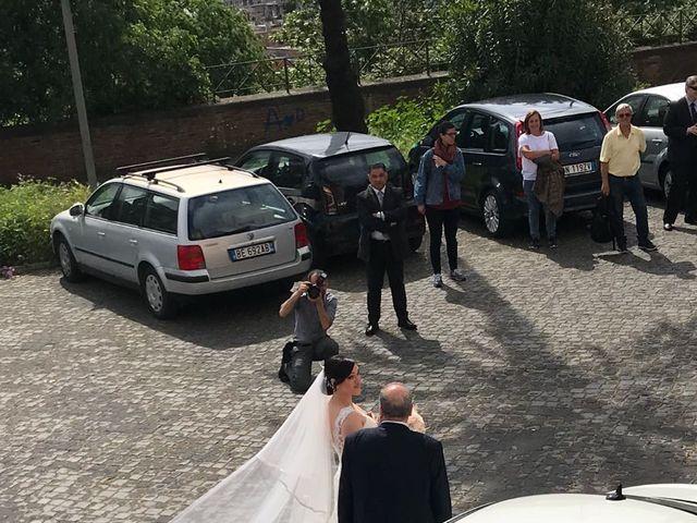 Il matrimonio di Giuseppe e Valeria a Roma, Roma 14