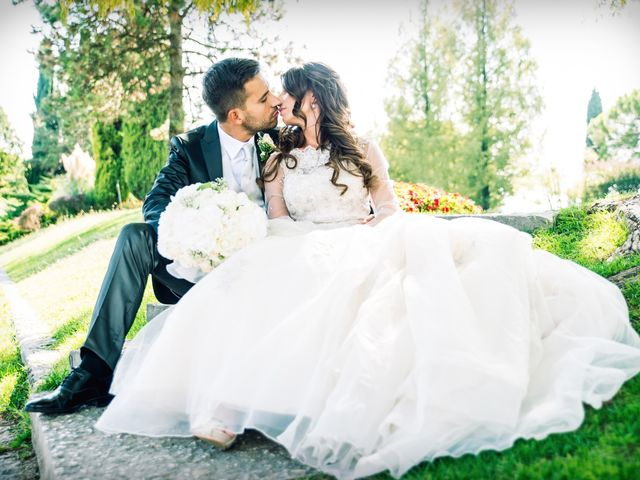 le nozze di Alice e Carlo
