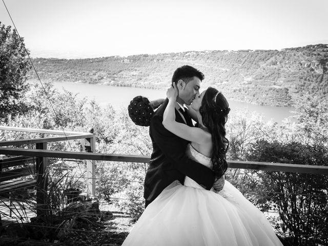 le nozze di Francesca e Orlando
