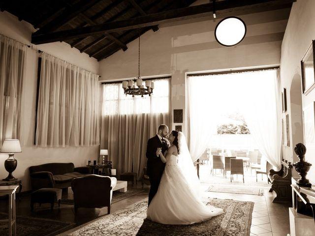 le nozze di Luca e Tamara