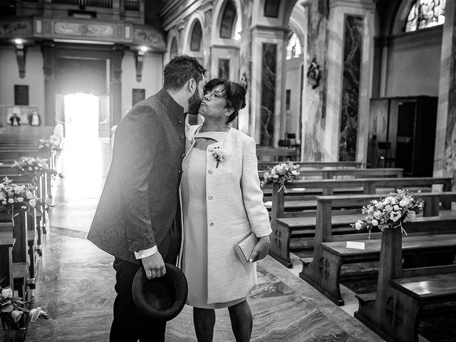Il matrimonio di Cristofer e Irene a Caprino Bergamasco, Bergamo 15