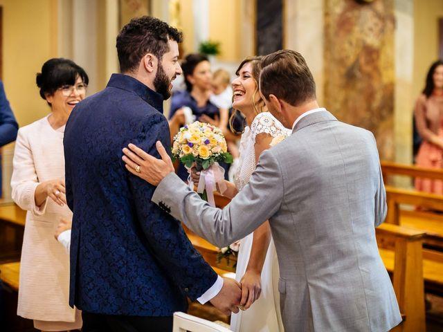 Il matrimonio di Cristofer e Irene a Caprino Bergamasco, Bergamo 18