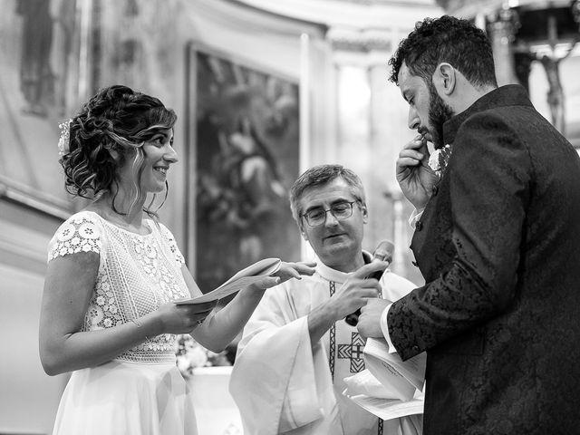 Il matrimonio di Cristofer e Irene a Caprino Bergamasco, Bergamo 19