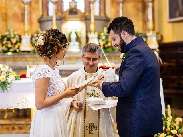 Il matrimonio di Cristofer e Irene a Caprino Bergamasco, Bergamo 20