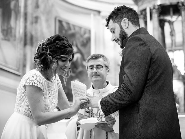 Il matrimonio di Cristofer e Irene a Caprino Bergamasco, Bergamo 22