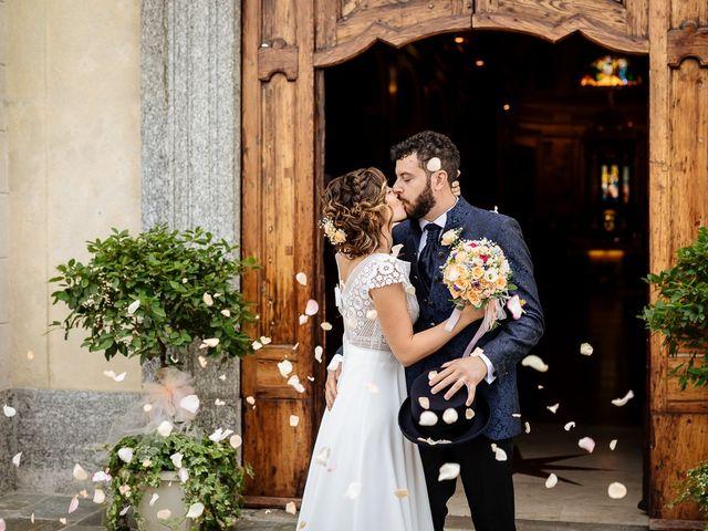 Il matrimonio di Cristofer e Irene a Caprino Bergamasco, Bergamo 24