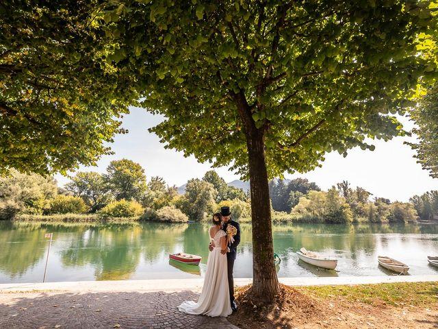 Il matrimonio di Cristofer e Irene a Caprino Bergamasco, Bergamo 28