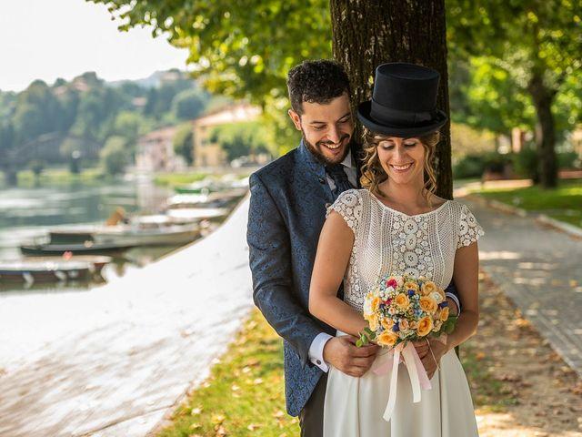 Il matrimonio di Cristofer e Irene a Caprino Bergamasco, Bergamo 29