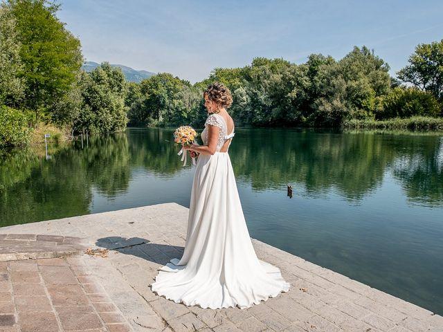 Il matrimonio di Cristofer e Irene a Caprino Bergamasco, Bergamo 34