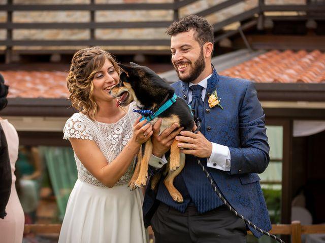 Il matrimonio di Cristofer e Irene a Caprino Bergamasco, Bergamo 40