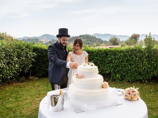 Il matrimonio di Cristofer e Irene a Caprino Bergamasco, Bergamo 43