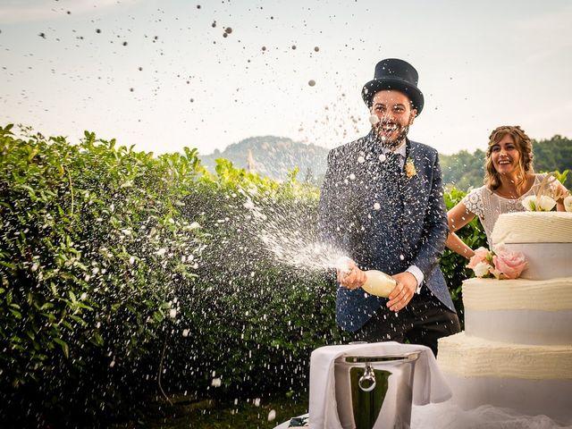Il matrimonio di Cristofer e Irene a Caprino Bergamasco, Bergamo 44
