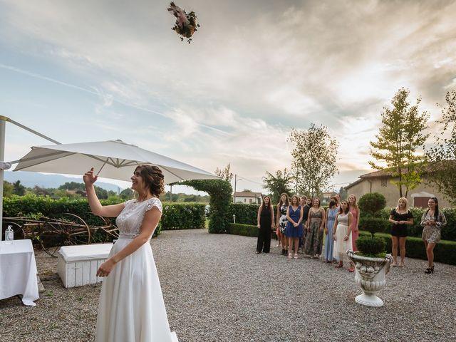 Il matrimonio di Cristofer e Irene a Caprino Bergamasco, Bergamo 45