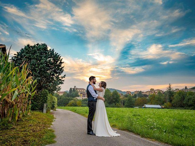 Il matrimonio di Cristofer e Irene a Caprino Bergamasco, Bergamo 51