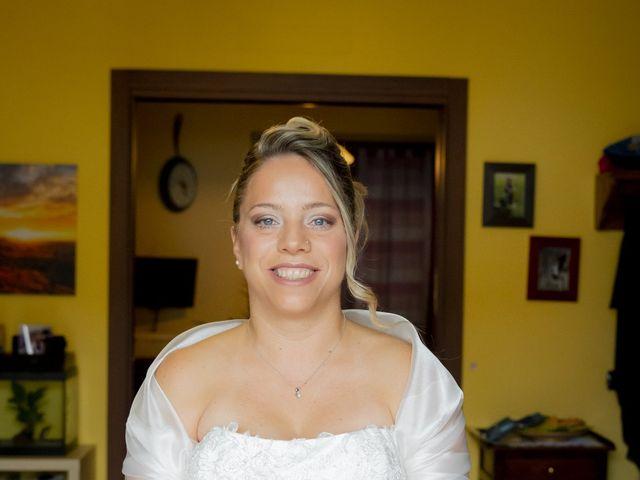 Il matrimonio di Luca e Stefania a Viverone, Biella 8