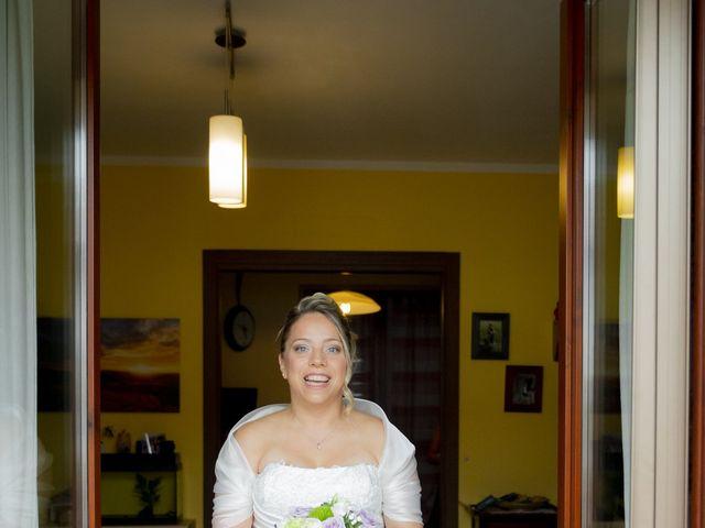 Il matrimonio di Luca e Stefania a Viverone, Biella 10