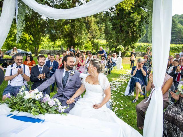 Il matrimonio di Luca e Stefania a Viverone, Biella 18