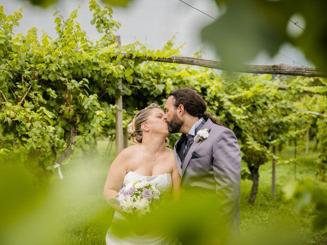 Il matrimonio di Luca e Stefania a Viverone, Biella 23