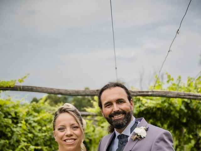Il matrimonio di Luca e Stefania a Viverone, Biella 24
