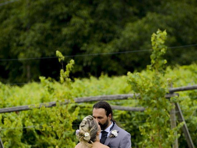 Il matrimonio di Luca e Stefania a Viverone, Biella 31