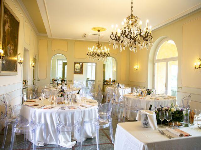 Il matrimonio di Luca e Stefania a Viverone, Biella 35