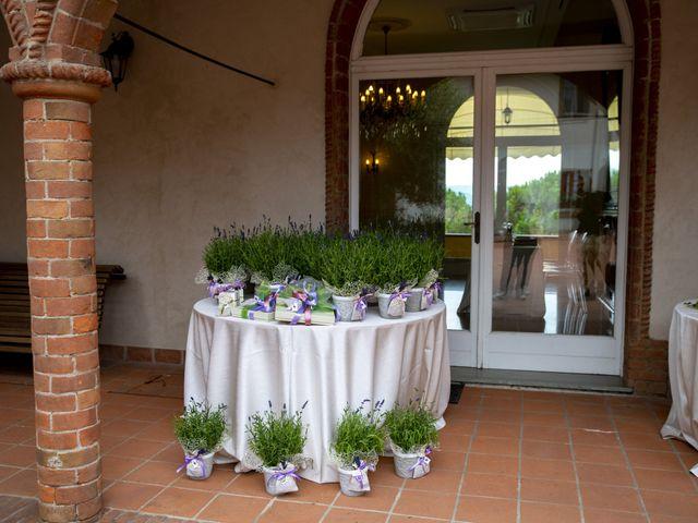 Il matrimonio di Luca e Stefania a Viverone, Biella 37