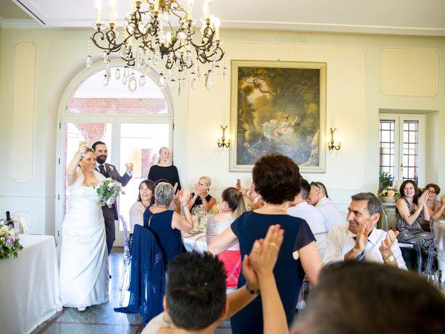 Il matrimonio di Luca e Stefania a Viverone, Biella 39