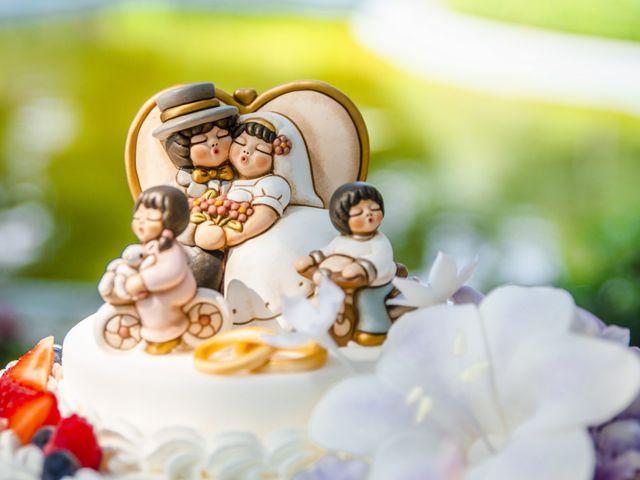 Il matrimonio di Luca e Stefania a Viverone, Biella 41
