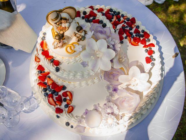 Il matrimonio di Luca e Stefania a Viverone, Biella 42
