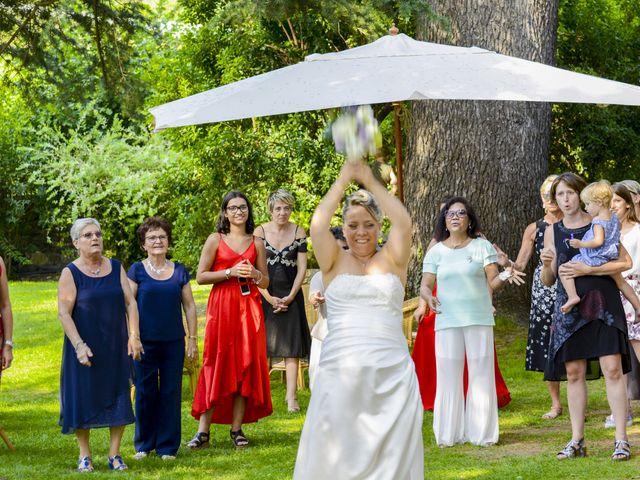 Il matrimonio di Luca e Stefania a Viverone, Biella 46