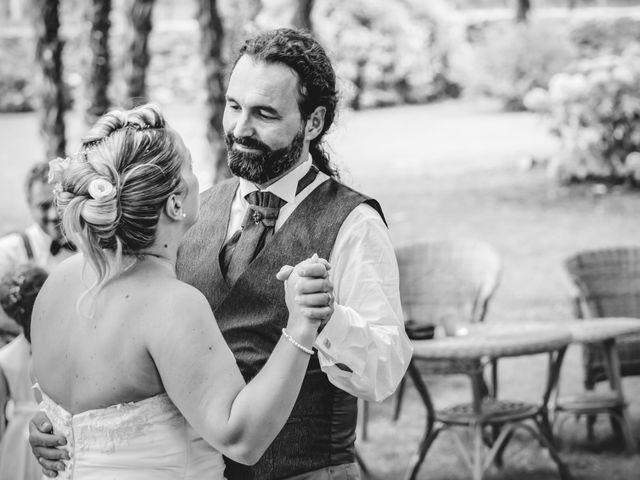 Il matrimonio di Luca e Stefania a Viverone, Biella 47