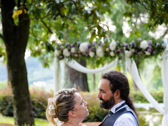 Il matrimonio di Luca e Stefania a Viverone, Biella 48