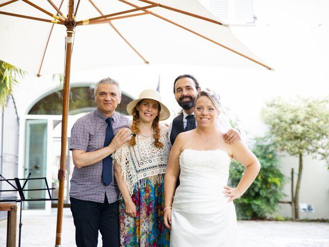 Il matrimonio di Luca e Stefania a Viverone, Biella 49