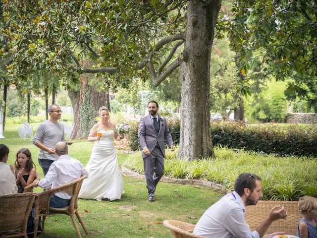 Il matrimonio di Luca e Stefania a Viverone, Biella 50
