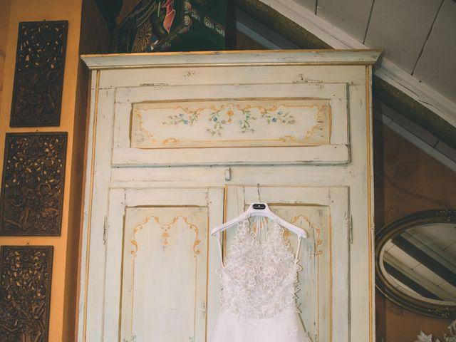 Il matrimonio di Riccardo e Melissa a Novedrate, Como 6
