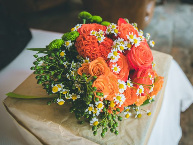 Il matrimonio di Riccardo e Melissa a Novedrate, Como 10