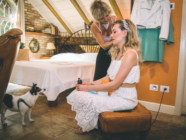 Il matrimonio di Riccardo e Melissa a Novedrate, Como 27