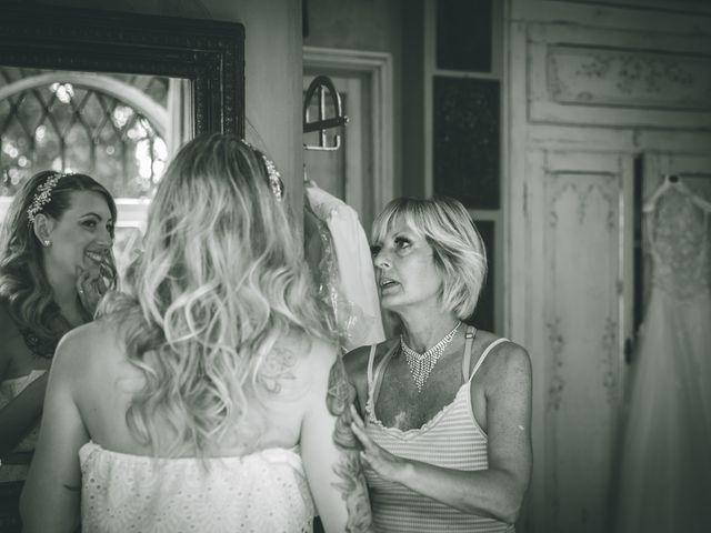 Il matrimonio di Riccardo e Melissa a Novedrate, Como 30